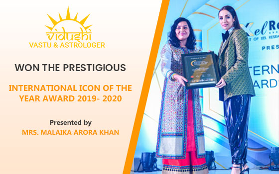 INTERNATIONAL ICON OF THE YEAR AWARD 2019-2020